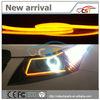 2014 Newest model changing color drl car led strip