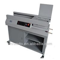 high quality Automatic wireless glue book binding machine