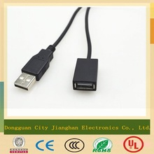 made in china computer accessories electronics parts rectangle shape usb female extension cable