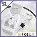 projeto do coração branco tema fantasia rolha de garrafa de presente de casamento china fornecedor