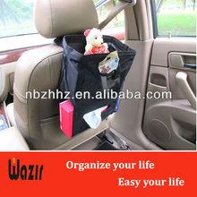 Deluxe Trash Bag Car Organizer