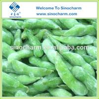 Green Edamame Beans Frozen Edamame in pod