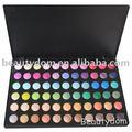 Caliente de cosméticos y maquillaje! 66& de sombra de ojos paleta de, 66 profesional paleta de maquillaje