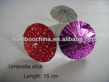 umbrella toothpick