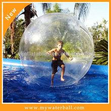 PVC and TPU water balls/Colourful Water Walking Ball/Human Bowling Ball