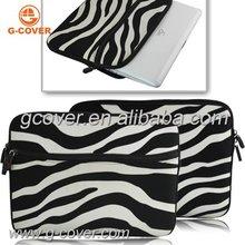 New design Zebra case for netbook, for netbook laptop bag