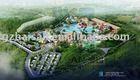 interesting, large and professional theme aqua park