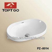 Children Wash Basin American Standard Wash Basin Counter Top Wash Basin PZ-8014