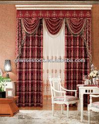European Style Curtains