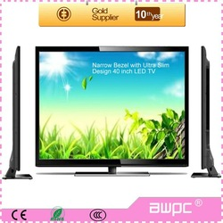 55inch Ultra Slim 3D SMART TV LED FULL HD 1080P with Narrow Bezel Design HDMI