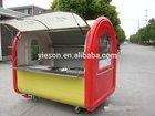 Best price food warmer truck mobile food carts mobile food car for sale street vending carts
