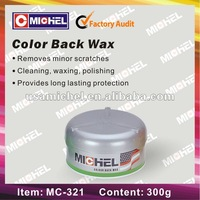 Car Color Back Wax