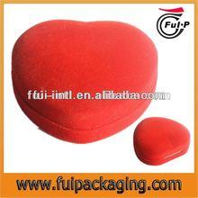 Hot Sale Velvet Customized Bangle Packing Boxes