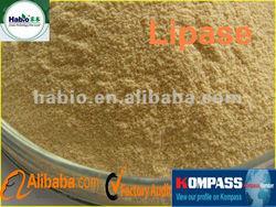 Habio Lipase in powder and liquid form