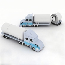 Hot Sale Free Sample truck shape usb flash drives for Promotional Gift