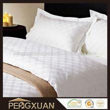 unique luxury warm 40S 60S 80S jacquard satin hotel cotton quilt