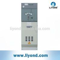 Electric power SF6 gas insulated RMU switchgear
