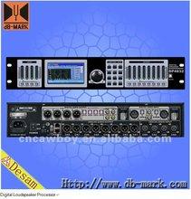 New!!! Digital speaker processor 4 in/8 out