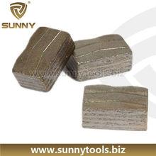 M Shape Diamond Segment for Hard Granite