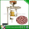 venta caliente de uso en el hogar de acero inoxidable manual de la prensa de aceite