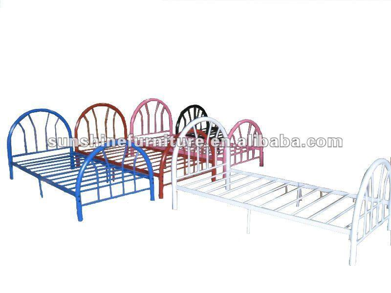 Simples kd m tal cadre de lit taille oem lit en m tal id du produit 627770560 - Cadre de lit en metal ...