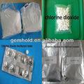 Clo2 en polvo y tabletas ( CAS : 10049 - 04 - 4 )