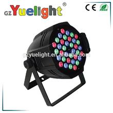 36pcs x1w/3w Aluminum led par light,led par 36,RGB led par dmx stage lighting