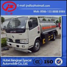 Dongfeng DFAC Furuika fuel tanker transport truck 4000L(JDF5060GJY fuel liquid tanker truck)