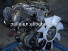 Diesel complete engine for replacement of ISUZU 4JB1T