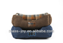 Fashion design pet bed for dog bed wholesale