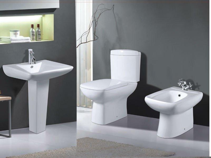Hot Sale Ceramic Sanitary Ware Bathroom Set Do 3s05 View Bathroom Set Doooway Product Details