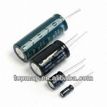 DIP Aluminum Electrolytic Capacitor 85C