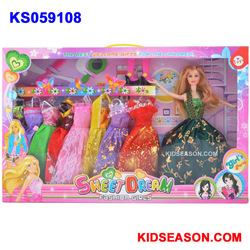 Princess Pony Fashion Doll