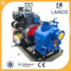 P series 4 inch non clogging high suction self priming diesel water pump