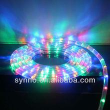 12v 11mm 13mm 36leds/m battery powered led rope light