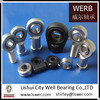 Industrial Metric or Inches Size Rod Ends