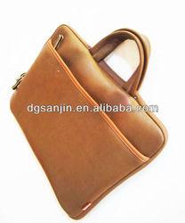 LB3003 Hot Sale PU leather laptop bag