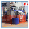 Frequency Conversion Double Cage HONGDA SC100/100 Construction Elevator,