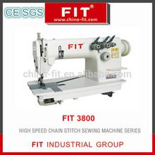FIT 3800 high speed chain stitch sewing machine