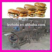 Automatic Electric beef hamburger making machine