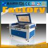 High precision co2 laser wood engraving machine