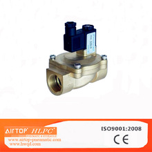 2V series brass valve, water solenoid valve, solenoid valve for water purifier