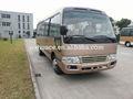 china suppiler 7m del motor cummins de tipo toyota coaster precio del autobús