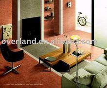 Red Rustic Ceramic Wall Tile Shape (LB083)