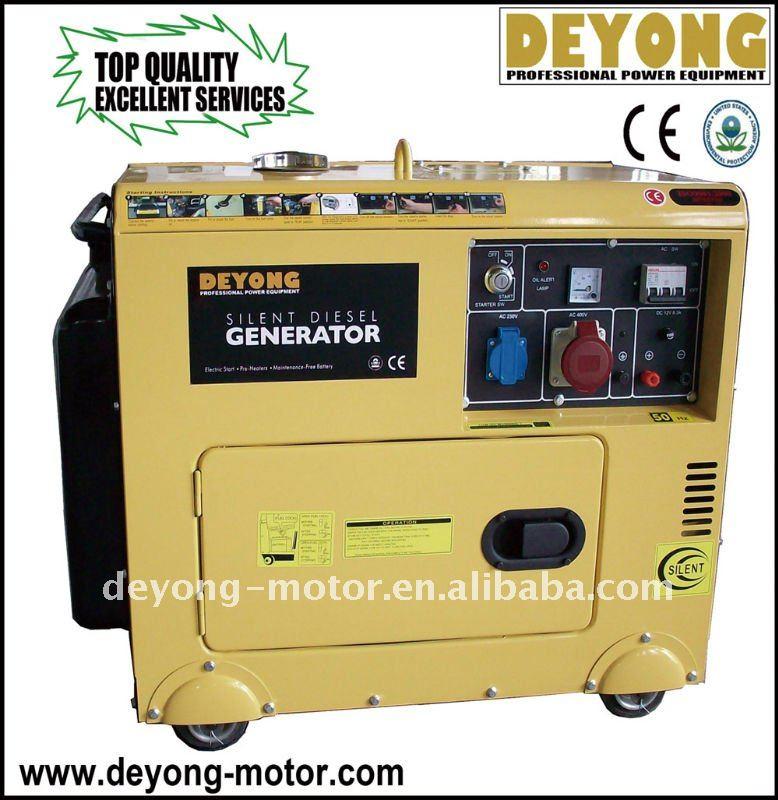 5,5 kva diesel-generator