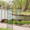 Metal rose Garden Arches for flower