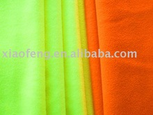 100% polyester polar fleece two side brushed one side anti-pilling
