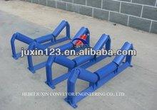 belt conveyor trough roller and idler roller frame bracket with Australia CEMA standard