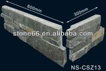 Slate Tile cutting quartzite