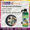 Magic 450ml Tyre Sealer & Inflator, Quick repair Tyre Sealer & Inflator